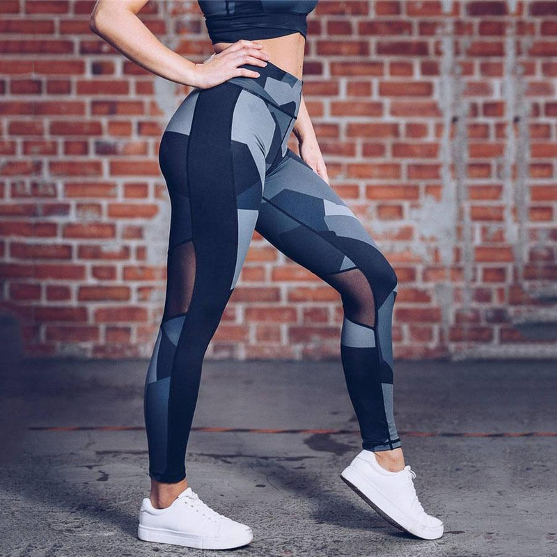 Woman Yoga Pants Fitness Sport Leggings Sports Tights Pants