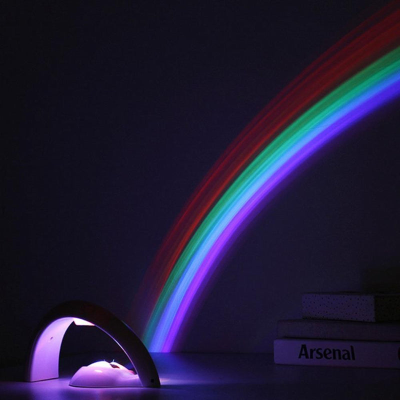 Rainbow Fountain™ - Spectral Night Light Projector