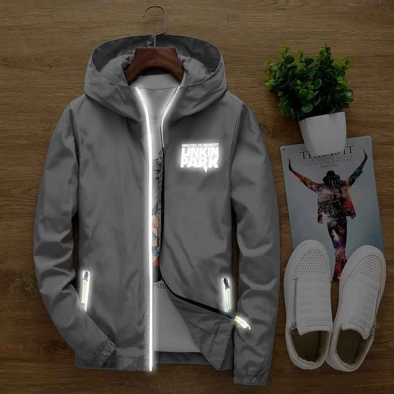 Light Reflective Linkin Park Jacket