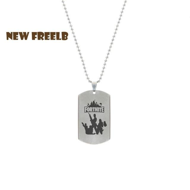 New Fortnite Logo Necklace