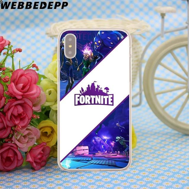New Fortnite Cool IPhone Cases