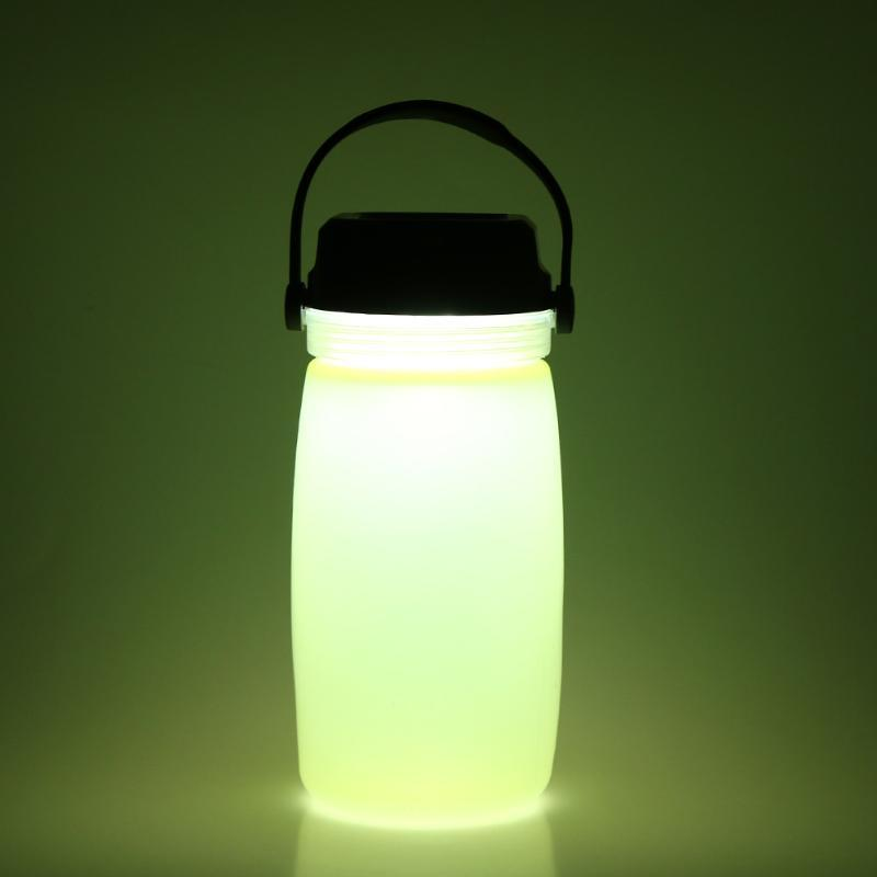 Multi-functional Solar Luminous Bottle(1 Set)