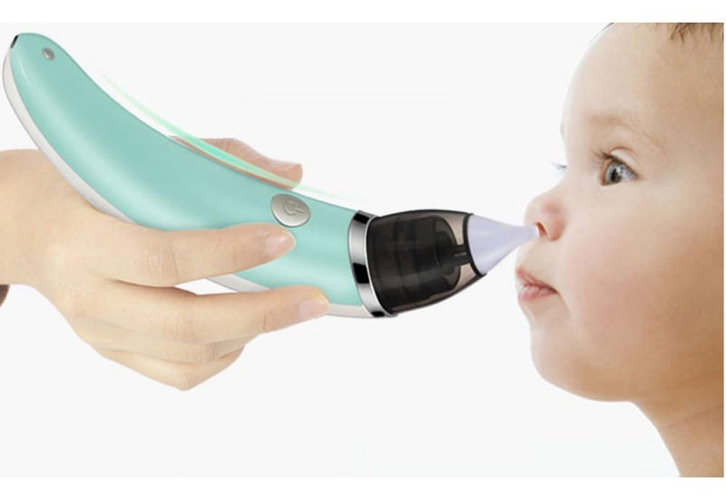 ELECTRIC AUTOMATIC BABY NASAL ASPIRATOR