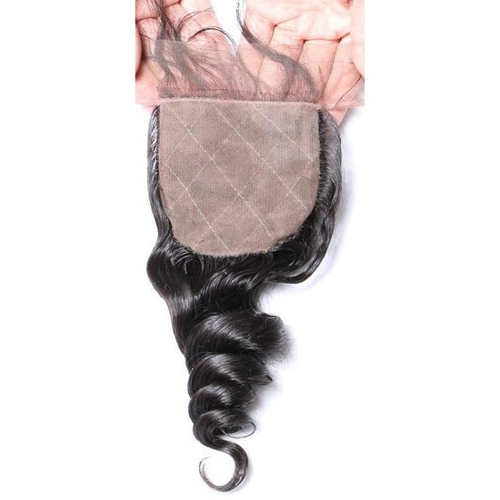 Silk Base Closures will melt on your scalp