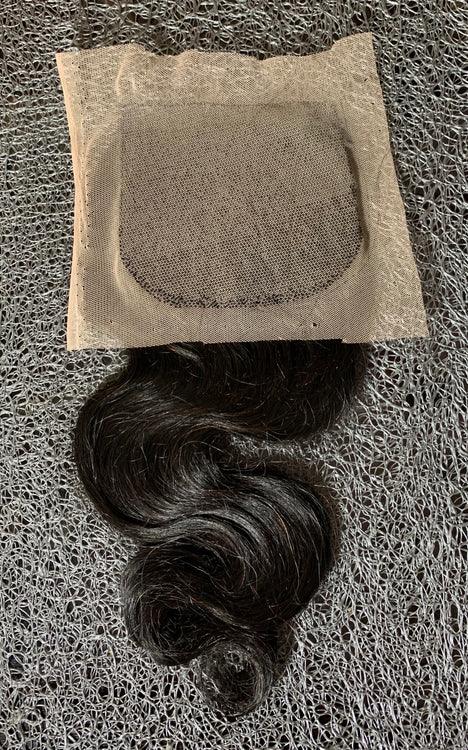 """New"" Vietnamese Body Wave Virgin Remy 4x4 Closure"