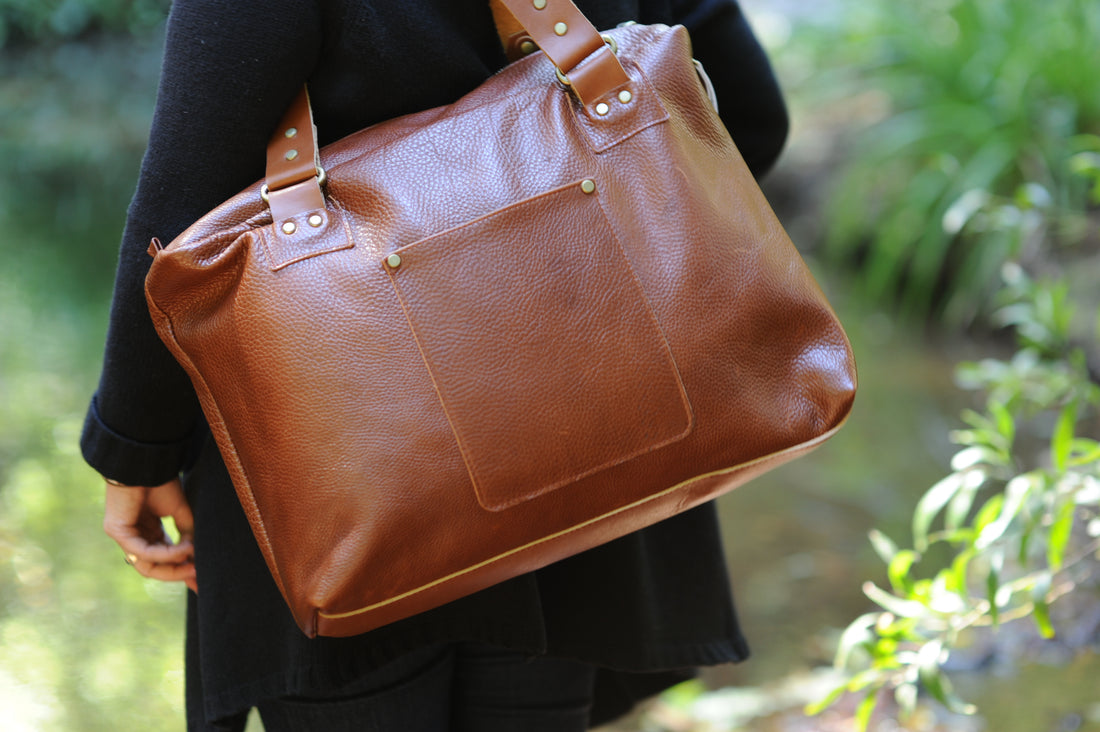 Slim Style Briefcase for Carry-On Travel Lovers.