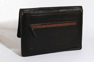 Luxury and Modern Leather Clutches made for Laptops