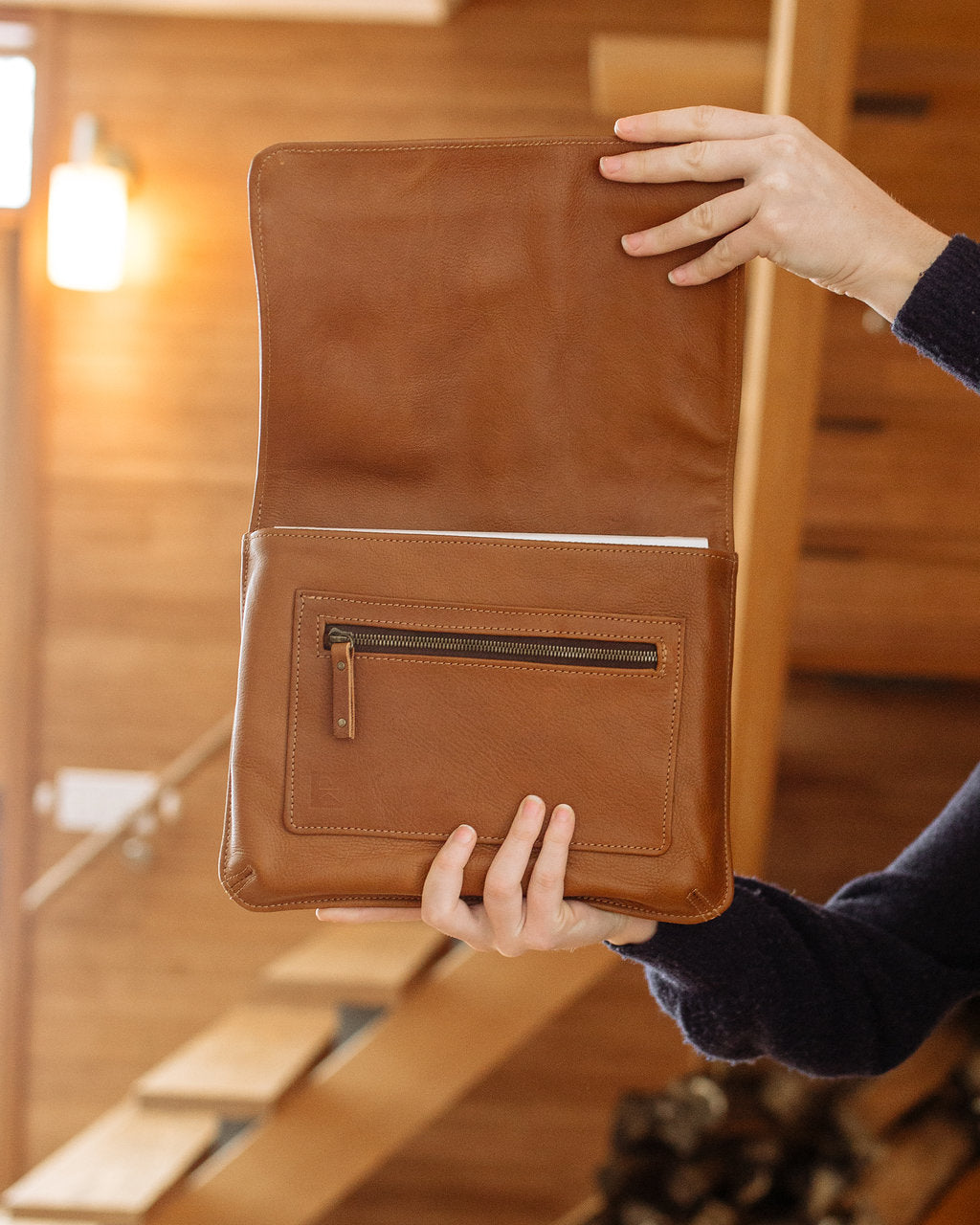 Shop Leather Portfolio Cases for great gifts
