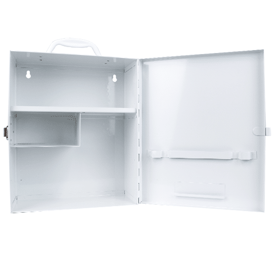 Metal First Aid Cabinets Side opening ( Empty)