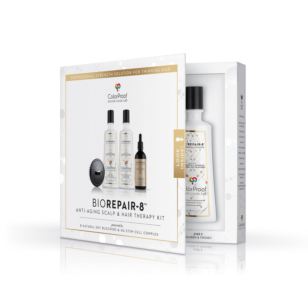 BioRepair-8™ Anti-Aging Scalp & Hair Therapy Kit