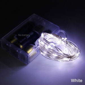 Fairy Light Silver Wire LED
