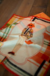 Olof 1982 - The Preppy Fox Pocket Square