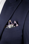 Olof 1982 - The Hungry Fox Pocket Square