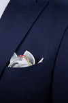 Olof 1982 - The Jack of Hearts Pocket Square
