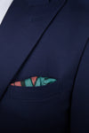 Olof 1982 - The Stylish Grid Pocket Square