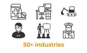 50 industries