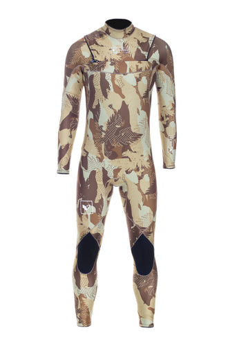 Desert eagle 3mm men's wetsuit