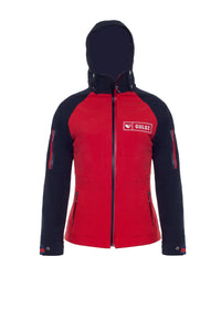 3 IN 1 SOFT-SHELL JACKET WITH FLEECE WOMEN'S
