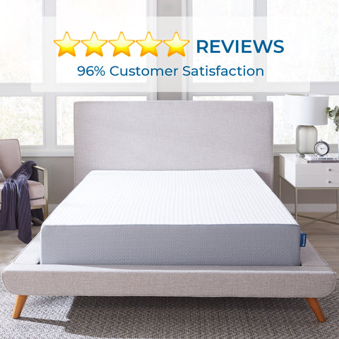 bed in a box reviews 5 stars