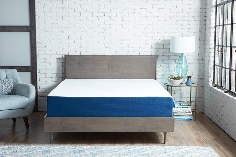 Front view of Azul Mattress