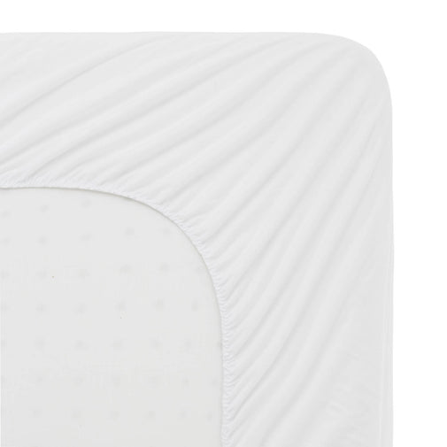 Bottom View of Mattress Protector