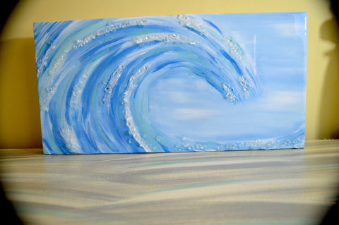 The Wave 10 x 20