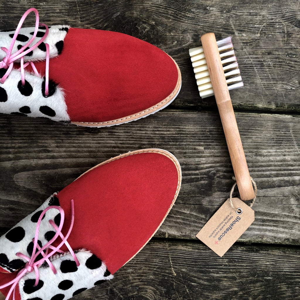 ShoeRescue Suede Brush