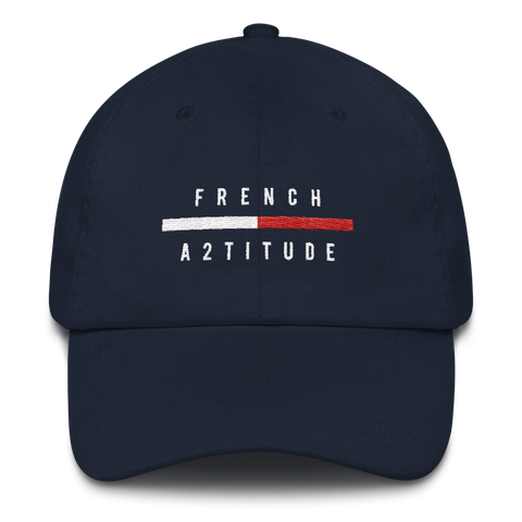 Casquette - Denim French A2titude®