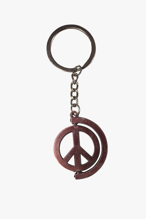 Llavero Metal / PEACE AND LOVE