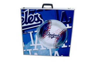 Los Angeles Dodgers Beer Pong Table - Beer Pong Table