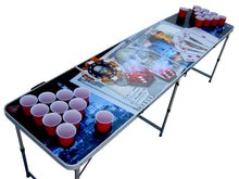 Vegas Poker Beer Pong Table - Beer Pong Table