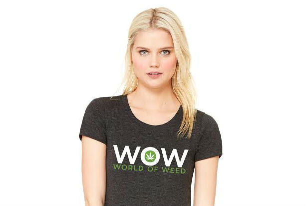 WOW World of Weed T-Shirts On Sale at World of Weed CBD