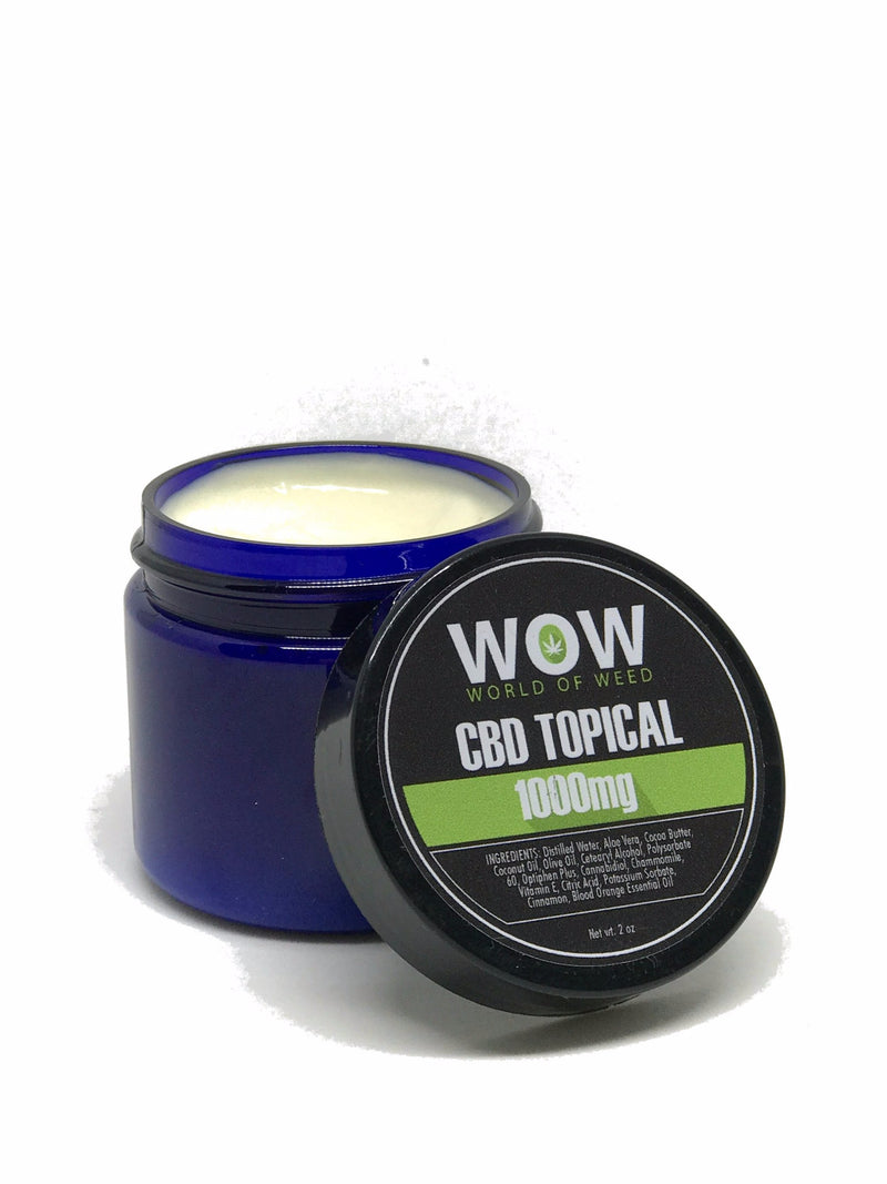CBD Topical - 1000mg