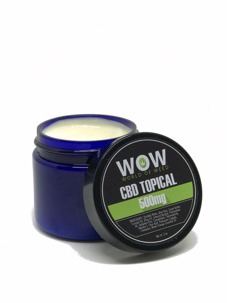 CBD Topical - 500mg