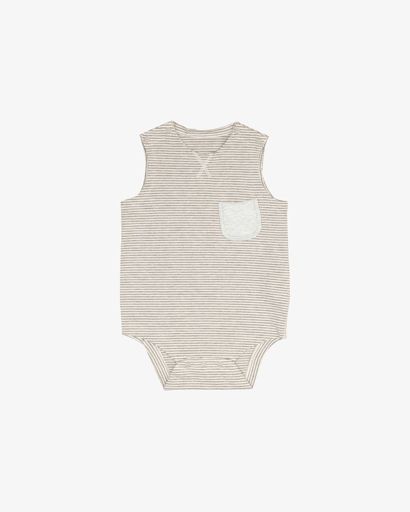 SLIDING POCKET BODYSUIT