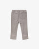 Shadow Grey - Love Blara Girl's Jeans with Embroidery | Blara Organic House | Sustainable Fashion for Girls