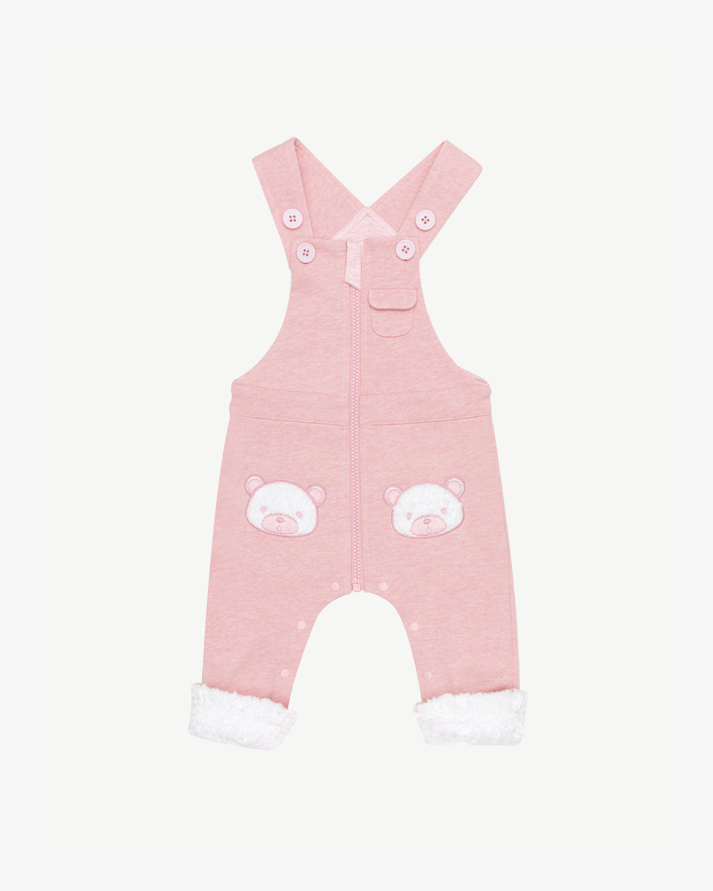 CARPENTER BEAR ROMPER