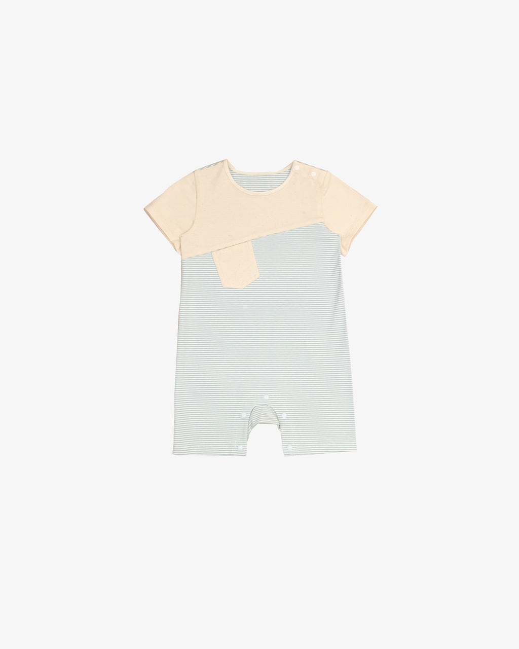 ANGLED BABY ROMPER