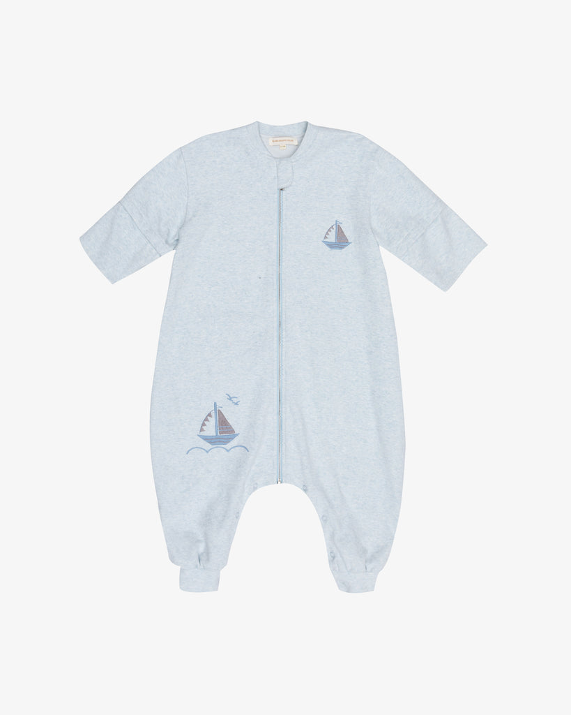 SAIL BOAT SLEEPING SUIT