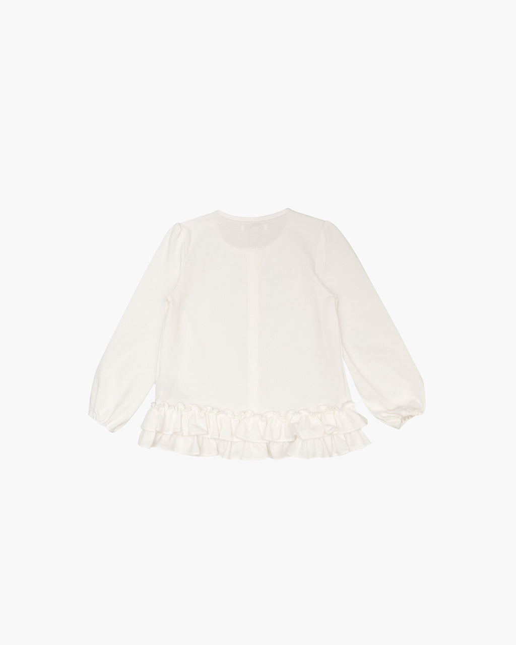 RUFFLE DOLL SHIRT