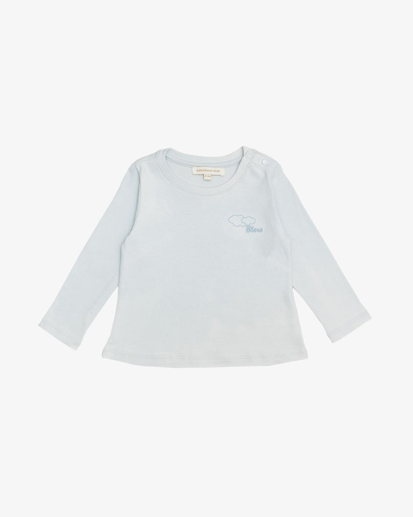 CHILDREN'S INTERLOCK LONG SLEEVE T-SHIRT