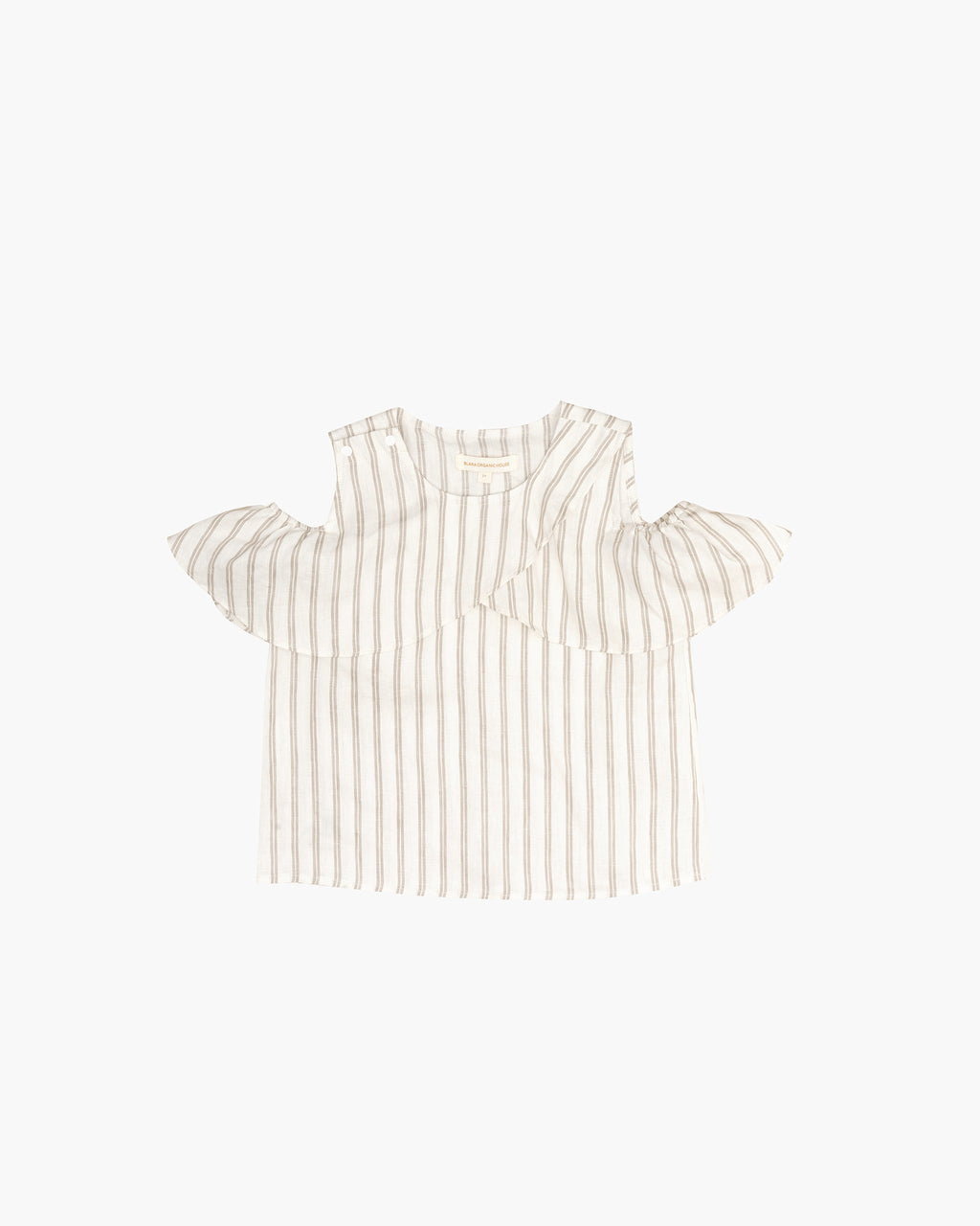 LINEN ANGEL TOP