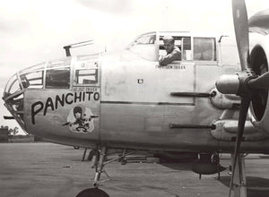The Story of B-25 Mitchell SN 44-30734