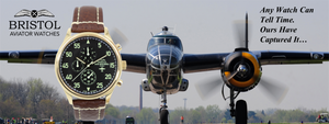 B15 Aviator Watch by Bristol Watch Company