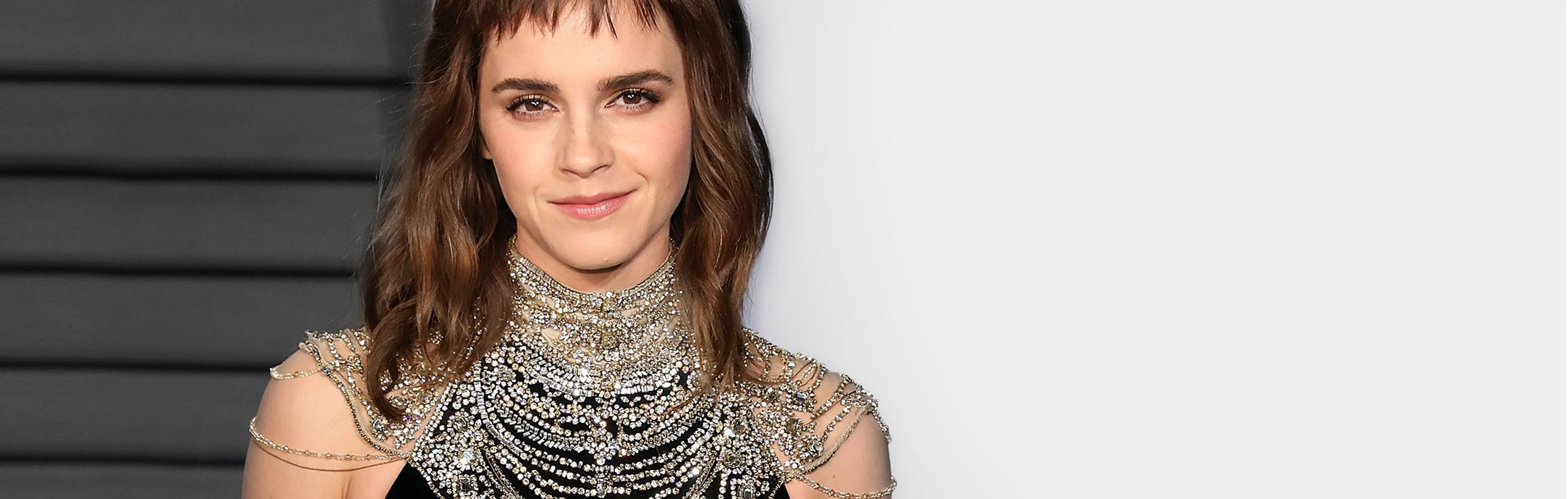 EMMA WATSON<br>TAKES A STAND<br>#TIMESUP