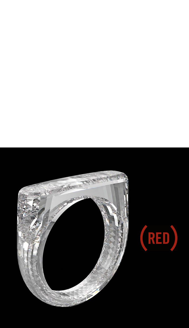 THE (RED) DIAMOND RING