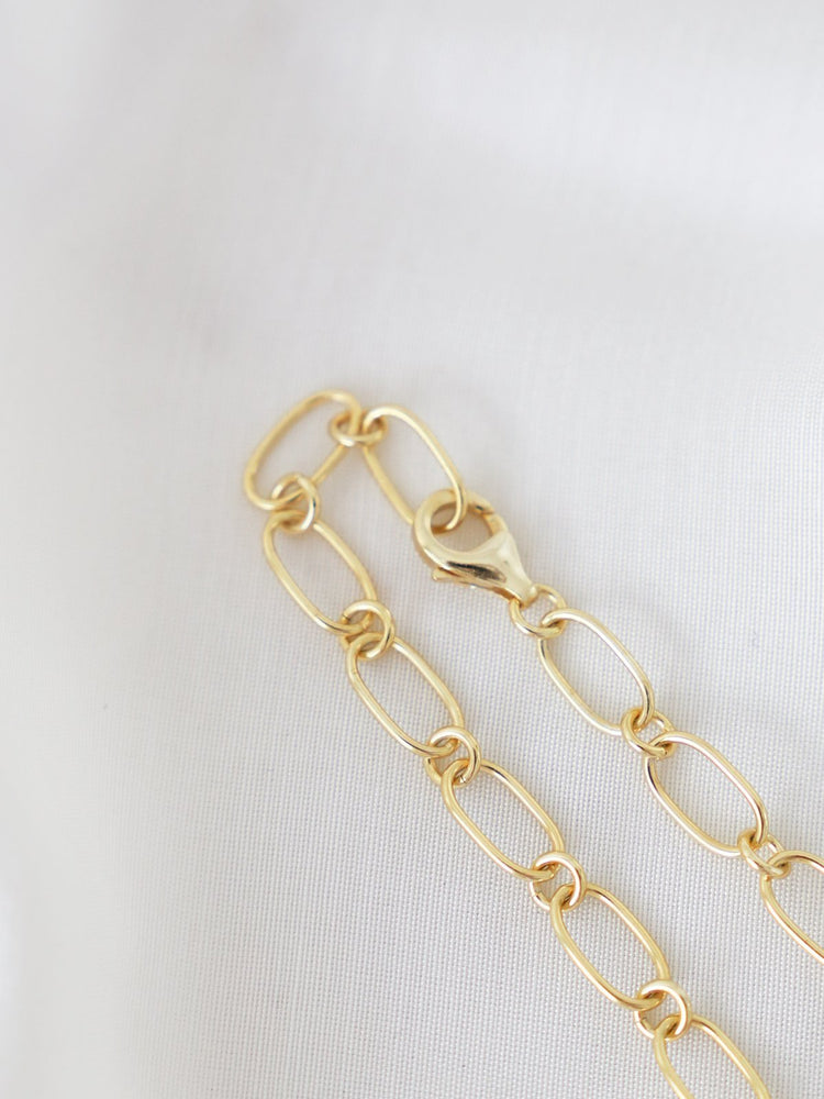 Classic Chain - Gold | Silver - necklace - monday merchant