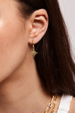 Constellation Charm Hoops Pre-Order