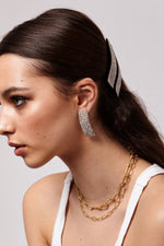 Euphoria Earrings - Diamante