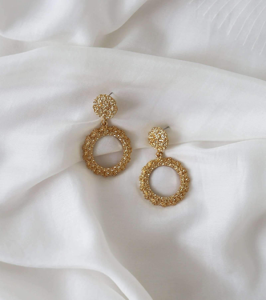 Femme - Drop Earring - Gold / Silver - earrings - monday merchant